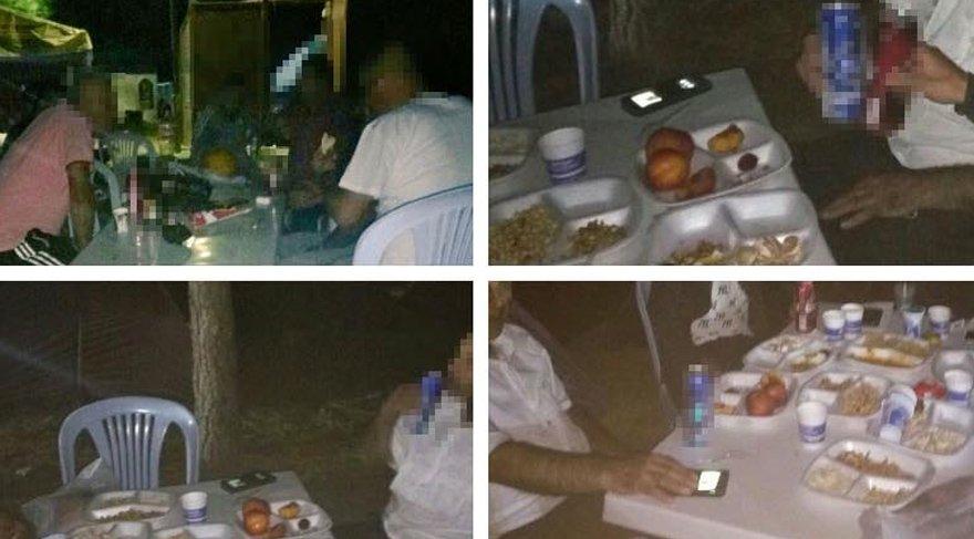 Şehitlikte alkol alan 3 kişi CHP'den kovuldu
