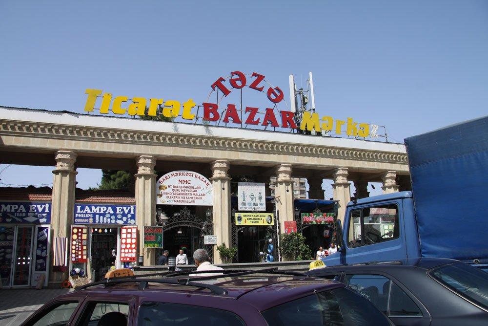Bakü Taze Bazar