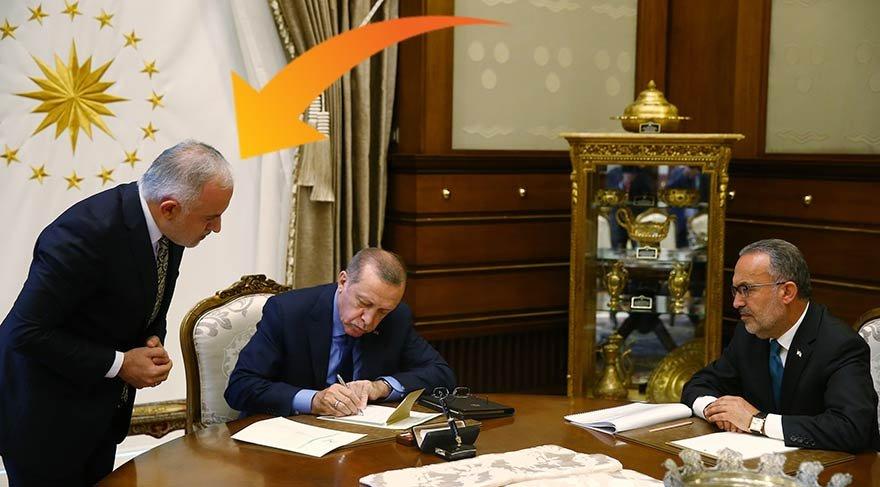 Kızılay GenelBaşkanı Kerem Kınık