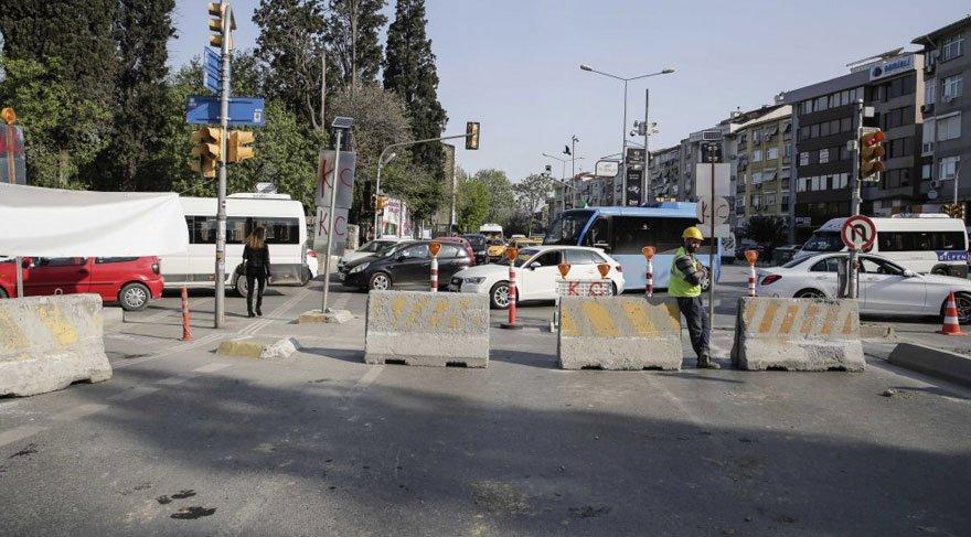 Kadıköy trafiğini rahatlatacak açılış