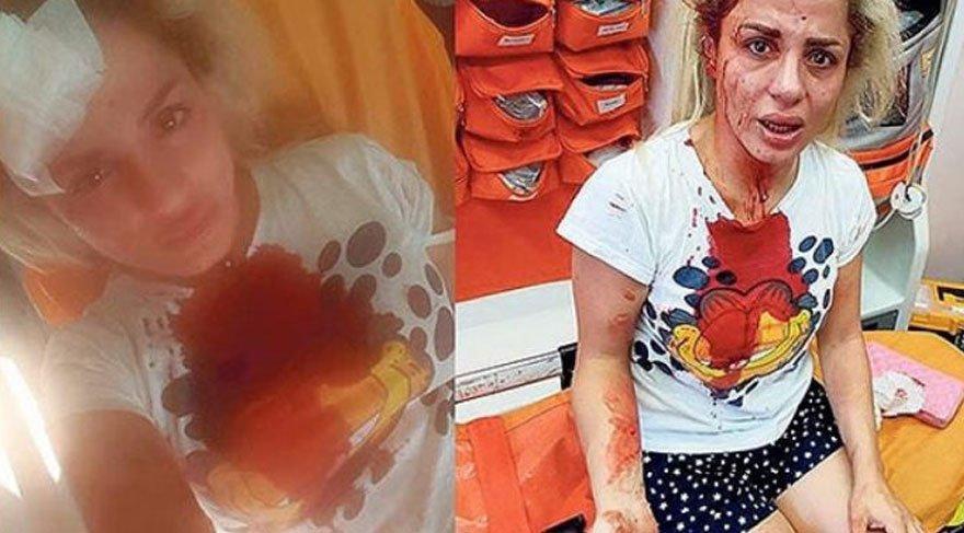 Önce taciz etti ardından dövdü… Skandal!   Son dakika haberleri