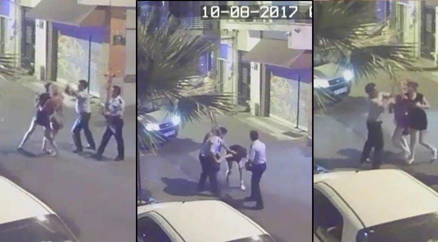 İzmir'de polisten dayak yiyen iki kadın konuştu