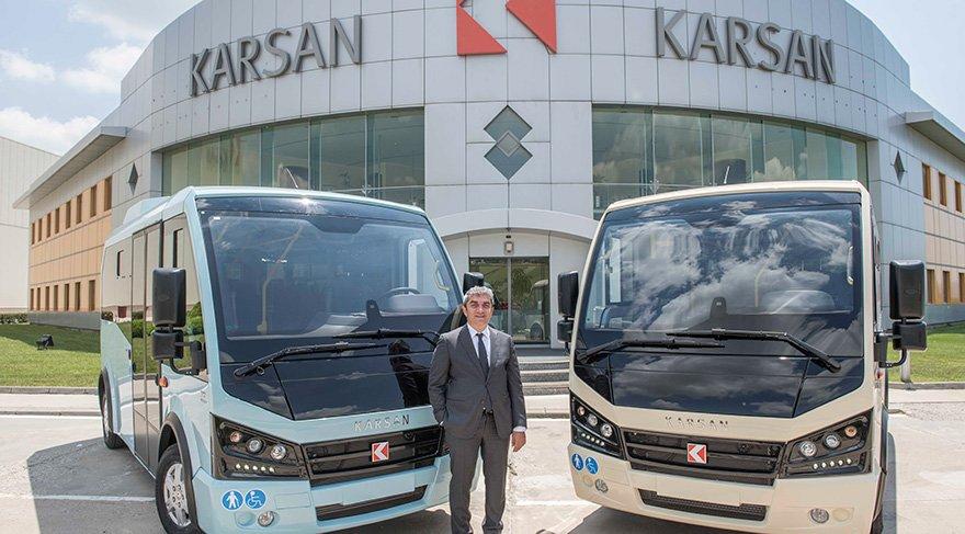 Karsan'dan mobilite yatırımı