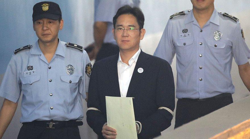 Samsung varisine hapis cezası