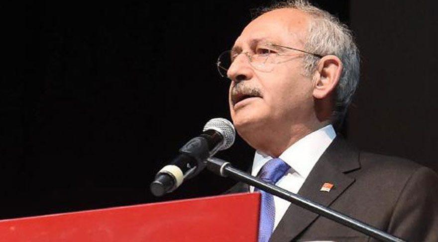 'Adalet'e bir tuğla da Kemal Kılıçdaroğlu'ndan