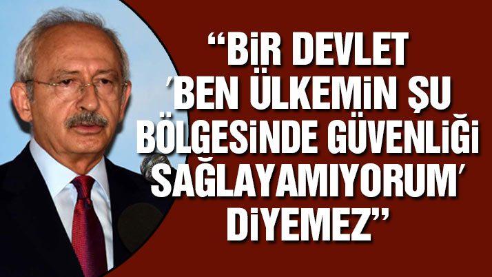 Kılıçdaroğlu: Ben adalet o atlet diyor
