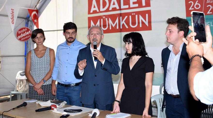 Kılıçdaroğlu'ndan kadın ve gençlere çağrı