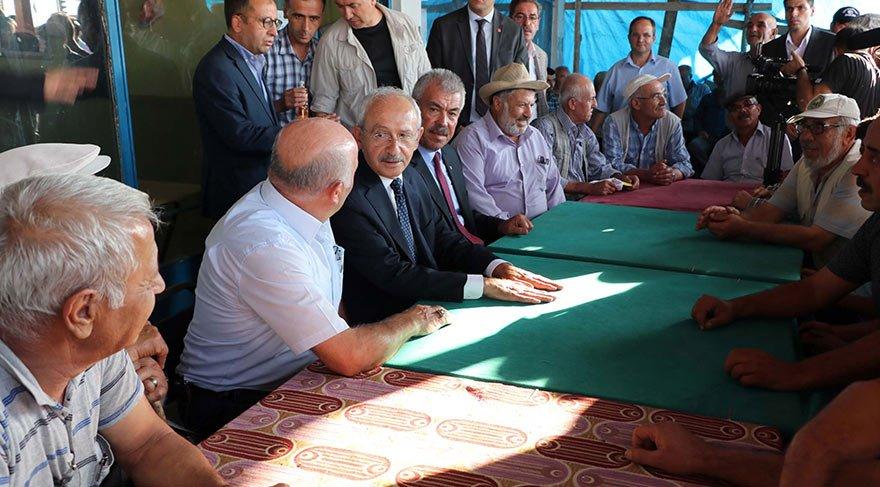 Kılıçdaroğlu: Seçim olsa belediye başkanı Suriyeli olur