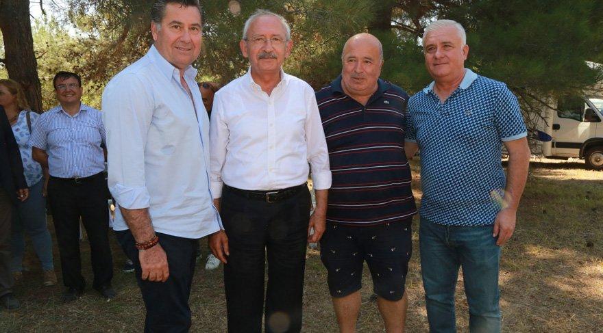 Bodrum Belediye Başkanı Kocadon projelerini kurultayda anlattı