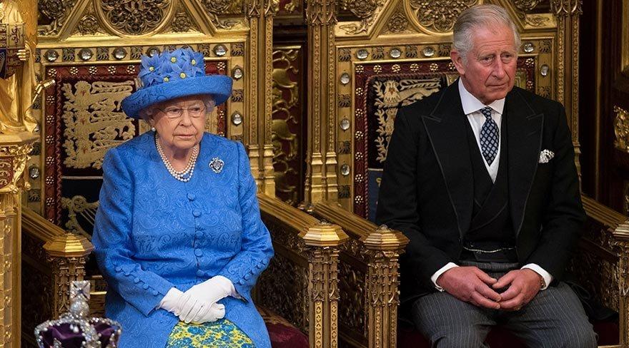 Kraliçe veliahtını seçti, tahtı bırakıyor!