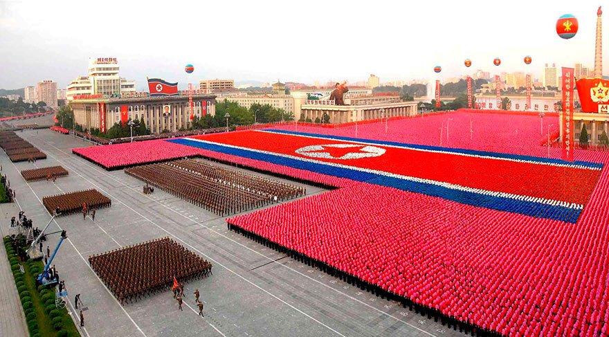 ABD'den Kuzey Kore'ye sert tehdit