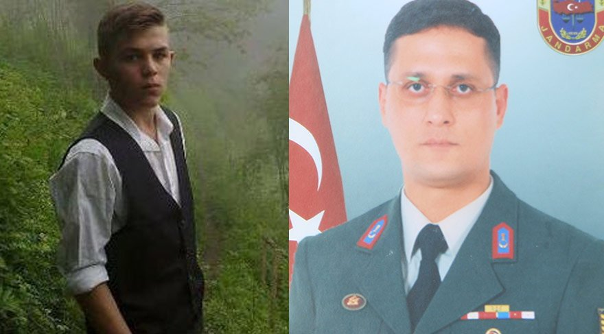 Türkiye Maçka şehitlerine ağlıyor