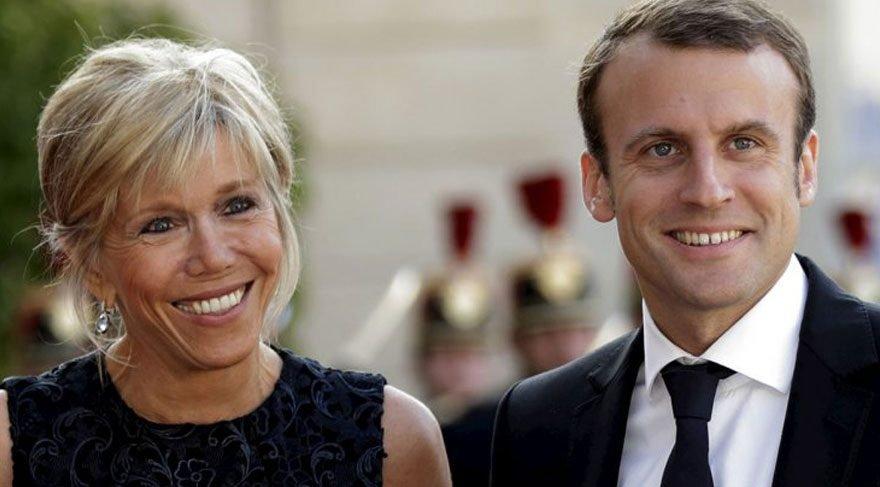 Macron ailesinin yeni üyesi