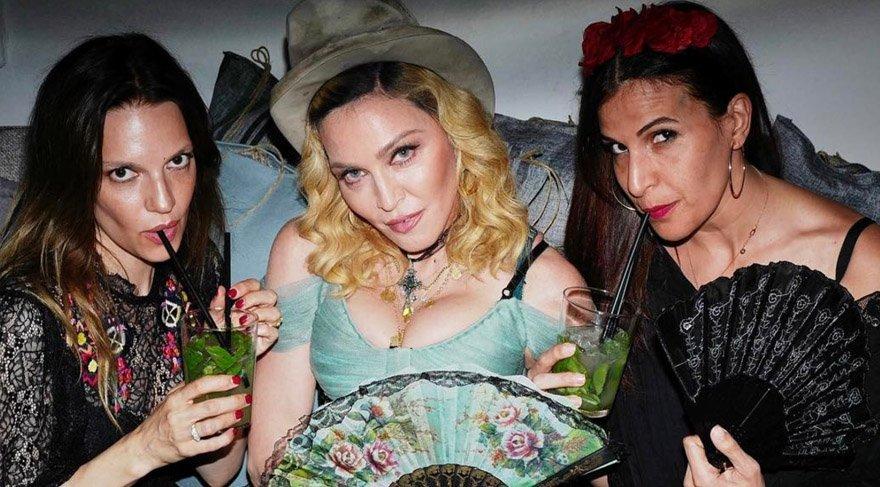 Madonna'yı tanımayan isim sosyal medyanın gündemine oturdu