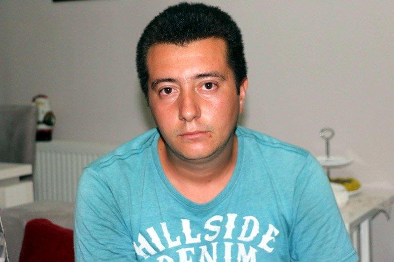 FOTO:DHA - Öner Kepenek 7 günlük iş göremez raporu aldı.