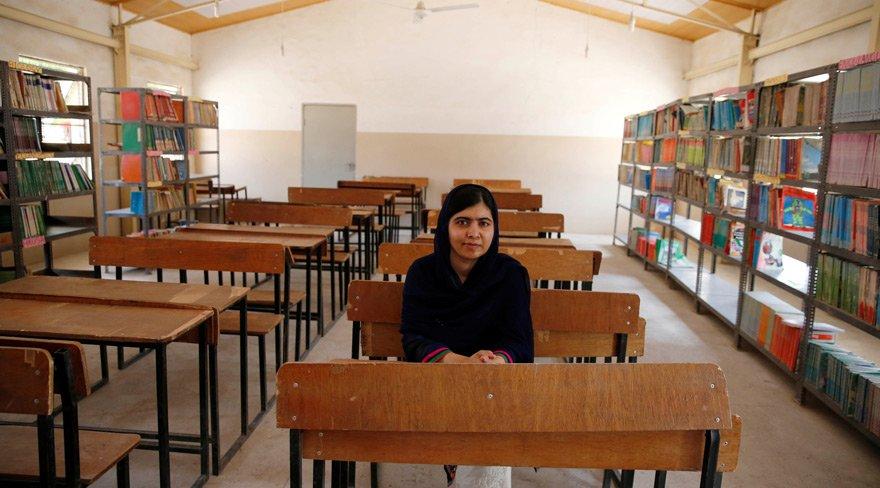 Pakistanlı Malala, en prestijli okula kabul aldı