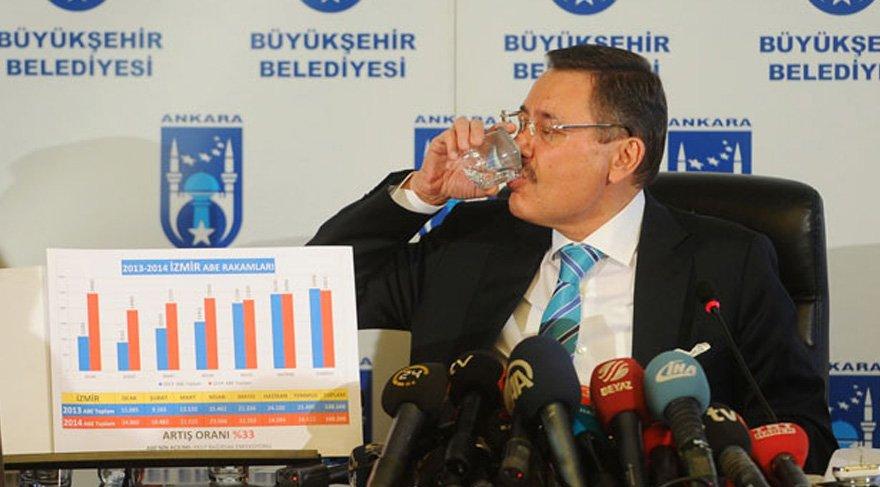 Ankara'nın suyu yeniden Meclis gündeminde