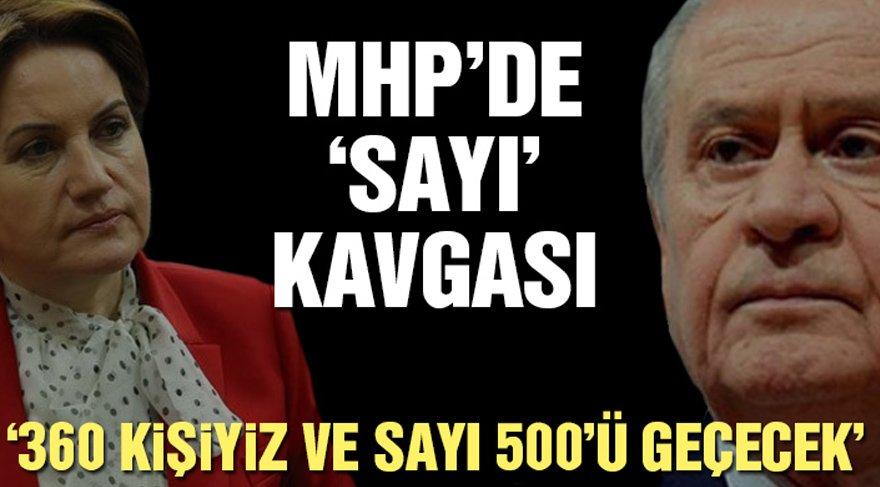 MHP'den istifa edenlerden Meral Akşener'e destek