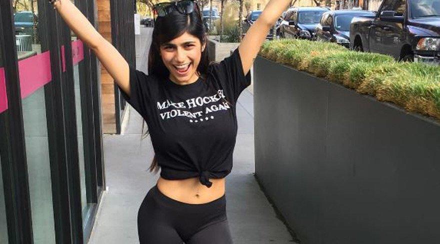 IŞİD, yıldız porno aktristinin kafasını kesmek istemiş