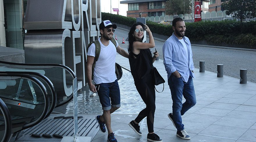Murat Dalkılıç baş dansçısı Ömer Yeşilbaş?la barıştı