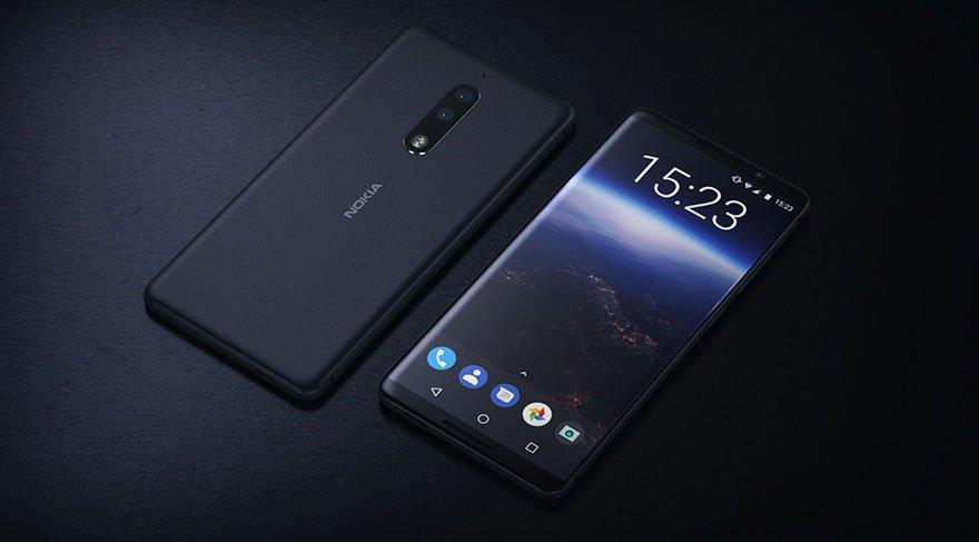 Nokia 8 özellikleri belli oldu!