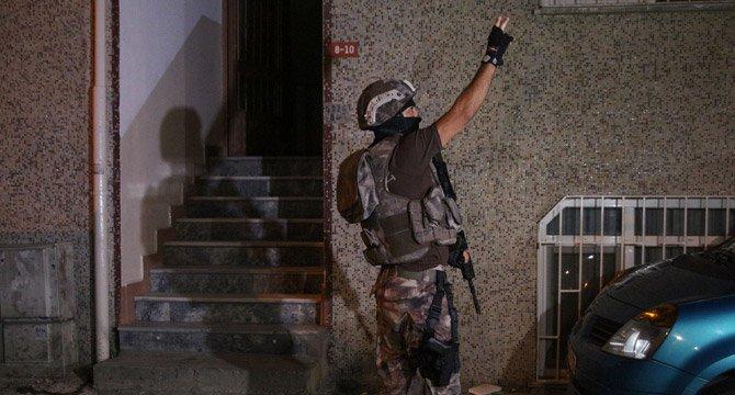 İstanbul'da Öcalan operasyonu: 10 gözaltı