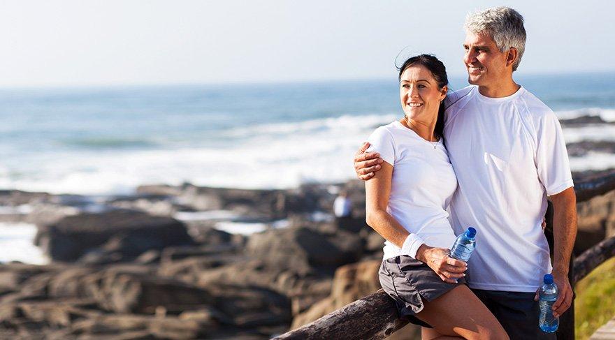 Orta yaşlılar için ölüm riskini azaltan tavsiye