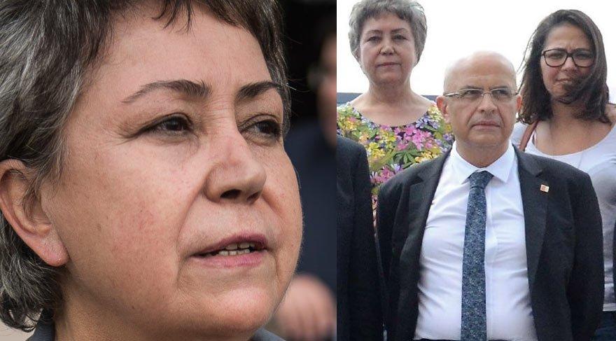 Oya Berberoğlu'ndan açıklama: Yalanlarınızda boğulacaksınız