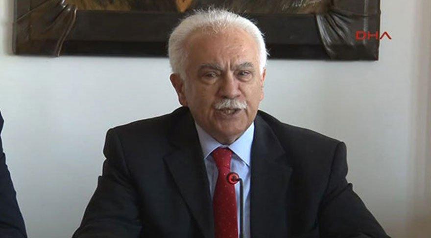 Perinçek: AKP, Vatan Partisi'ne yaklaştı