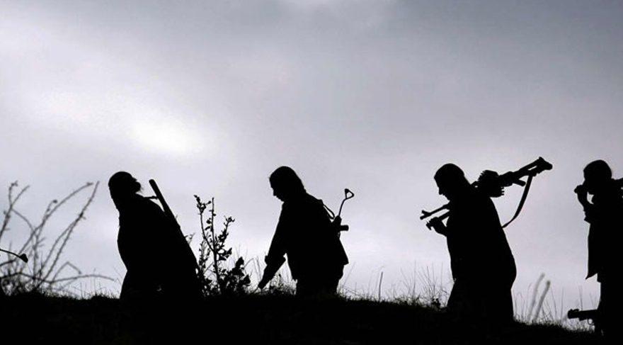PKK'lılar 5 iş makinesini ateşe verdi