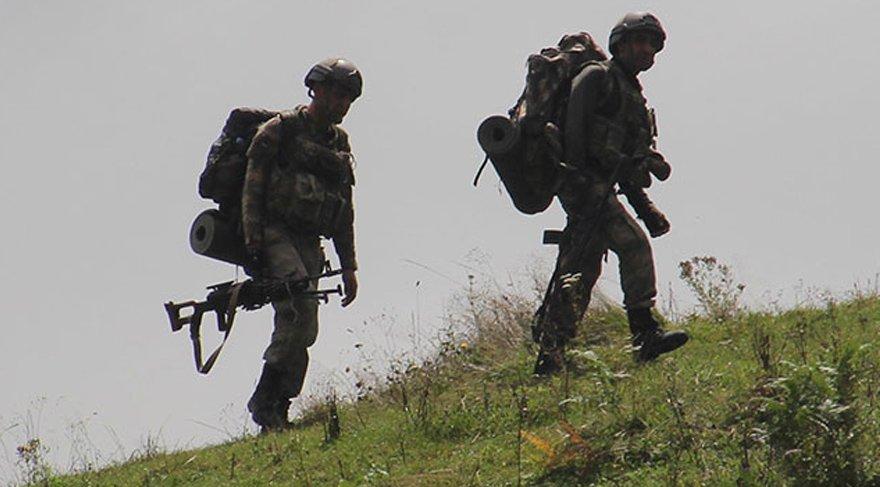 Gürpınar'da 2 PKK'lı öldürüldü