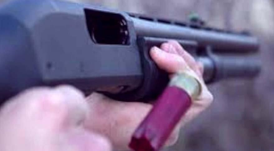 Pompalı tüfek ile vurdu, teslim olmamak için 1,5 saat direndi
