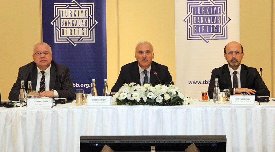 TBB Başkanı Hüseyin Aydın: Elde avuçta ne varsa verdik