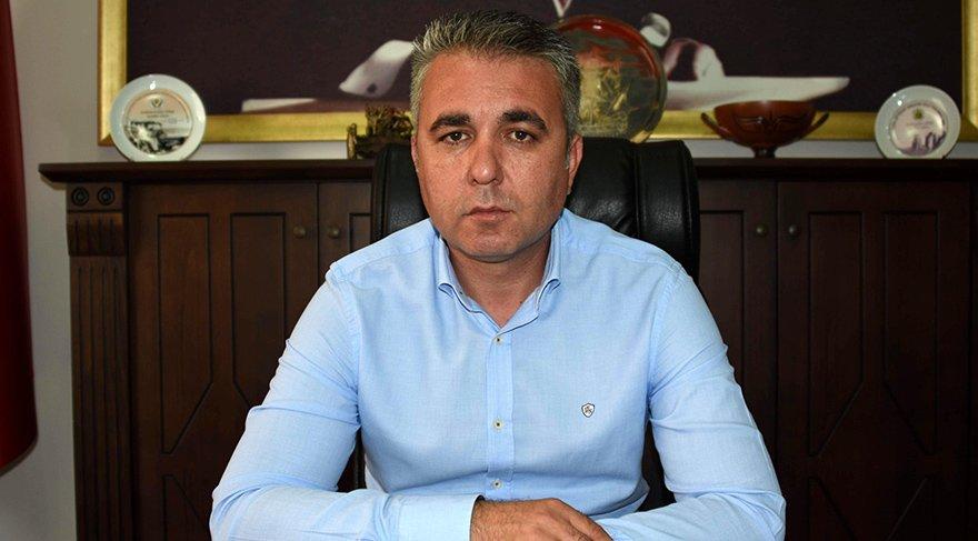 Çanakkale Ziraat Odası Başkanı İsmail Kaya