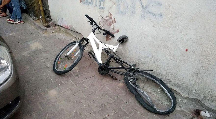 Esenyurt'ta bisikletli 2 çocuğa hafriyat kamyonu çarptı: 1'i ağır 2 yaralı