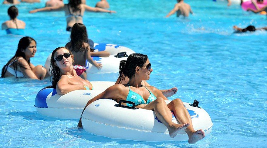 Turist sayısı arttı, gelir düştü