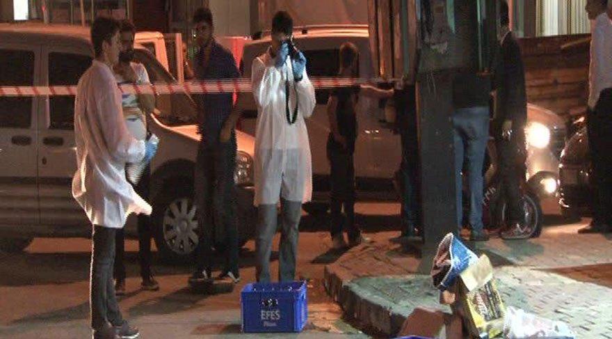 Şişli'de kafede silahlı çatışma! 1 ölü, 1 yaralı