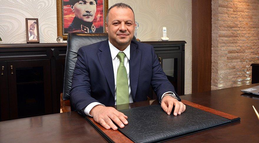 BYY İnşaat Yönetim Kurulu Üyesi Ali Yavuz