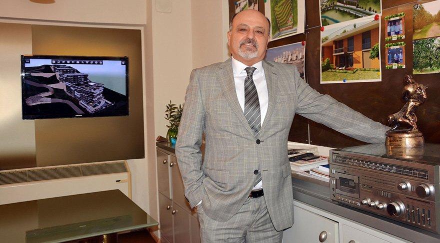 Tanyer İnşaat Yönetim Kurulu Başkanı Münir Tanyer
