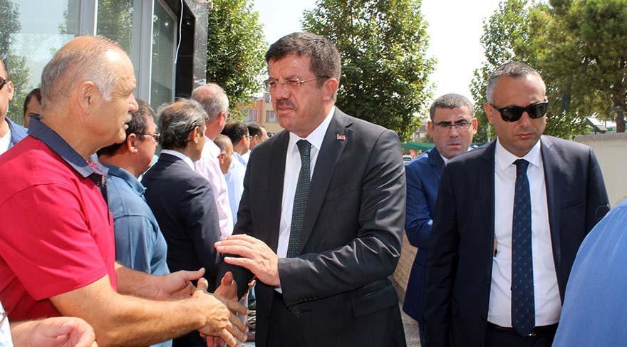 Zeybekci: Recep Tayyip Erdoğan'ın seninle konuşmasının lütuf olduğunu unutma