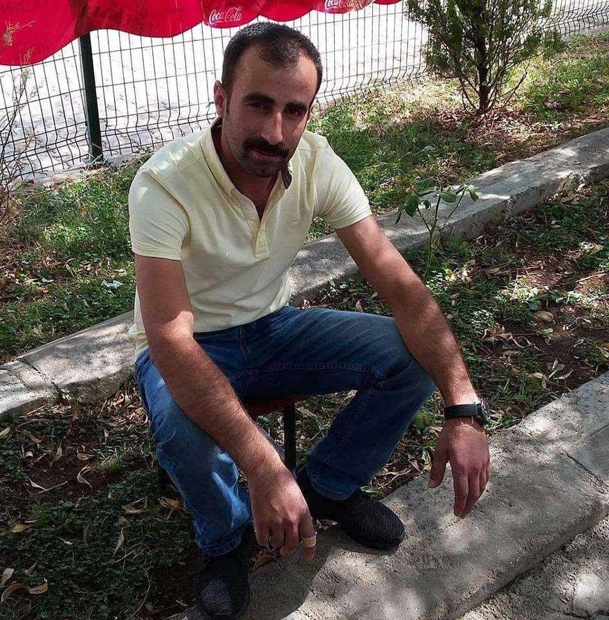 BİNGÖL'DE PKK'LI TERÖRİSTLER İLE ÇIKAN ÇATIŞMADA ŞEHİT OLAN GÜVENLİK KORUCUSU NESİP OZEN.