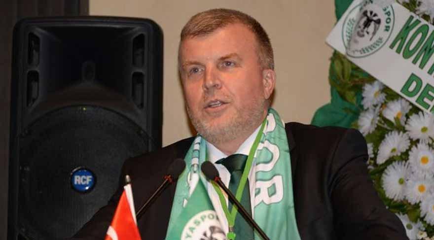 Konyaspor eski başkanı Ahmet Şan: Bylock indirmedim gözaltına alınmadım