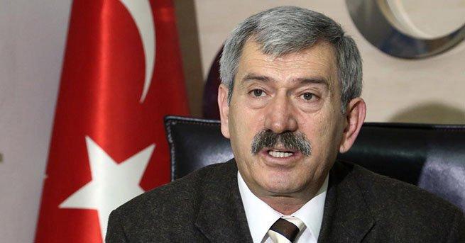 FOTO:DHA - Kulislerde Şefkat Çetin'in istifasının istendiği konuşuluyor.