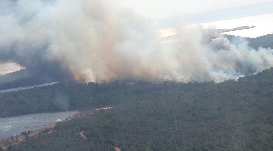 CHP'li vekilden Şeytan Sofrası'ndaki yangın için önemli iddia