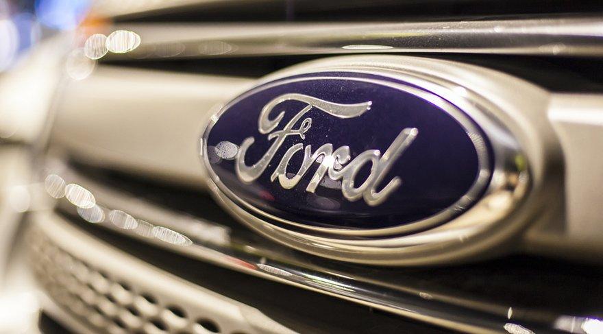 Ford elektrikli araç için imzayı attı