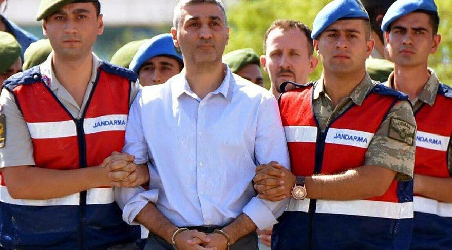 """FOTO:DHA- Astsubay Erkan Çıtak, Tuğgeneral Gökhan Şahin Sönmezateş (fotodaki) için """"Onunla aynı ortamda bulunmak beni heyecanlandırdı"""" dedi."""