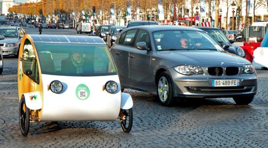 Bu arabanın yakıt masrafı sıfıra çok yakın! | Teknoloji haberleri