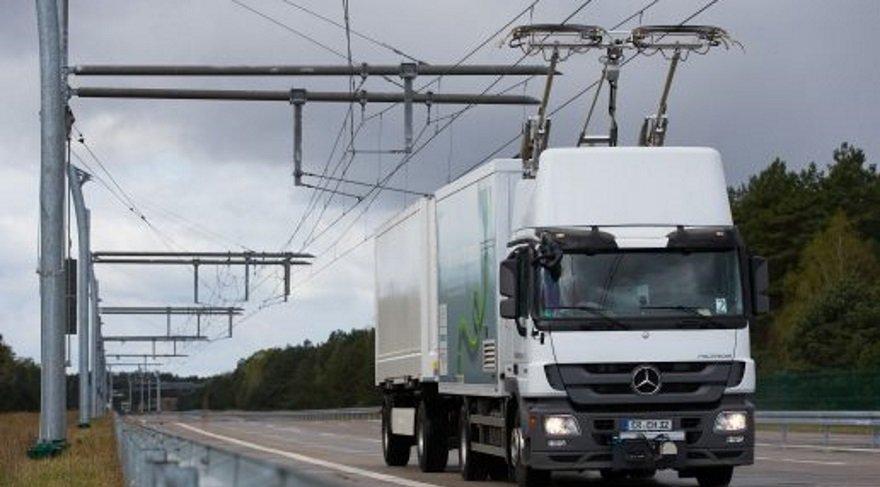 Troleybüs kamyonlar geliyor: Almanya'da çalışmalar başladı!