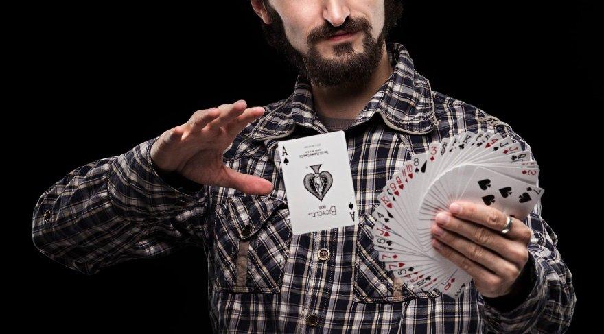 Teknoloji ilginçleşiyor yapay zeka sihirbazlık yapmaya başladı!