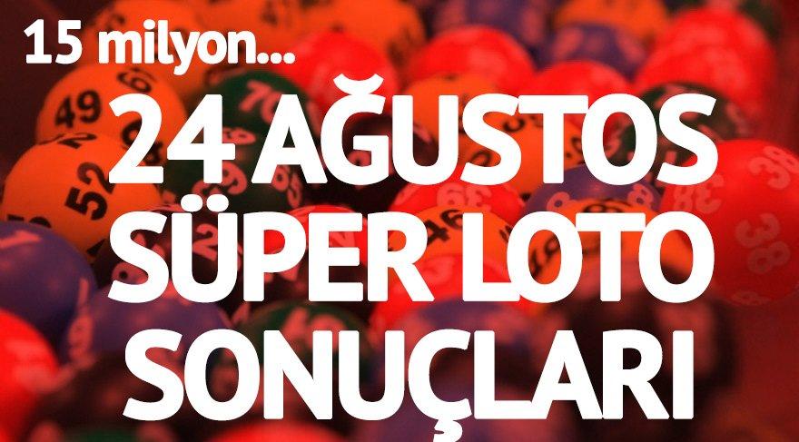 Süper Loto sonuçları açıklandı! 7. kez oldu! Büyük ikramiye 14 milyon… (MPİ SÜPER LOTO SONUCU)